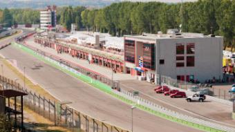 """Autodromo Internazionale """"Enzo e Dino Ferrari"""" – Imola"""