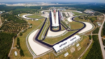 Sepang International Circuit Upgrade 2016